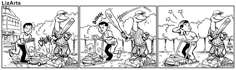 Various Comic Strips