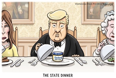 The State Dinner (190603)