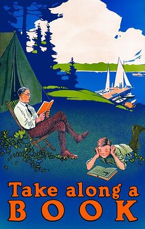 Take Along a Book (1910)