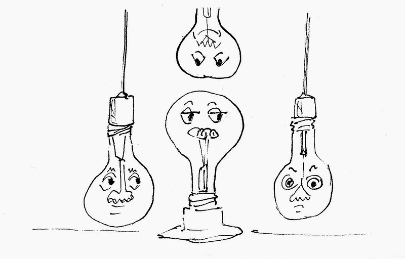 Lightbulb guys