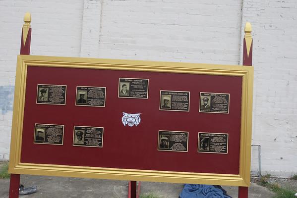 Carver Memorial Wall Of Honor
