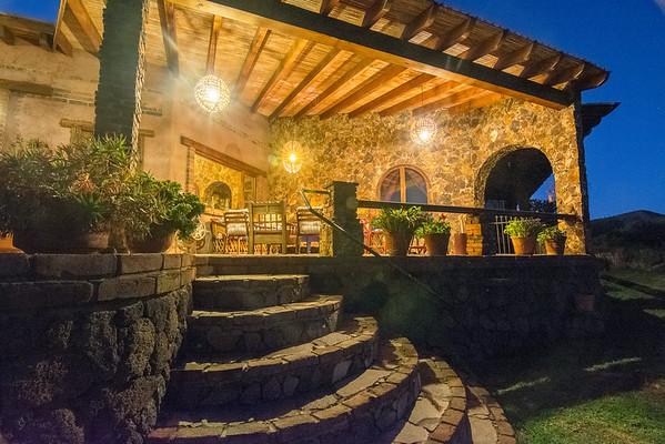 Casa Maria Ensenada Mexico Vibrance