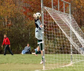 Mamadou's goal