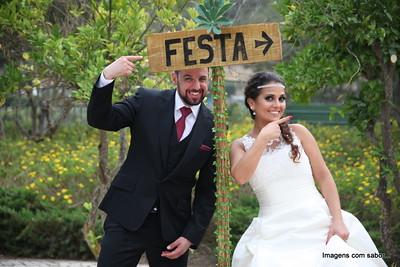 Casamento Tânia e Joaquim