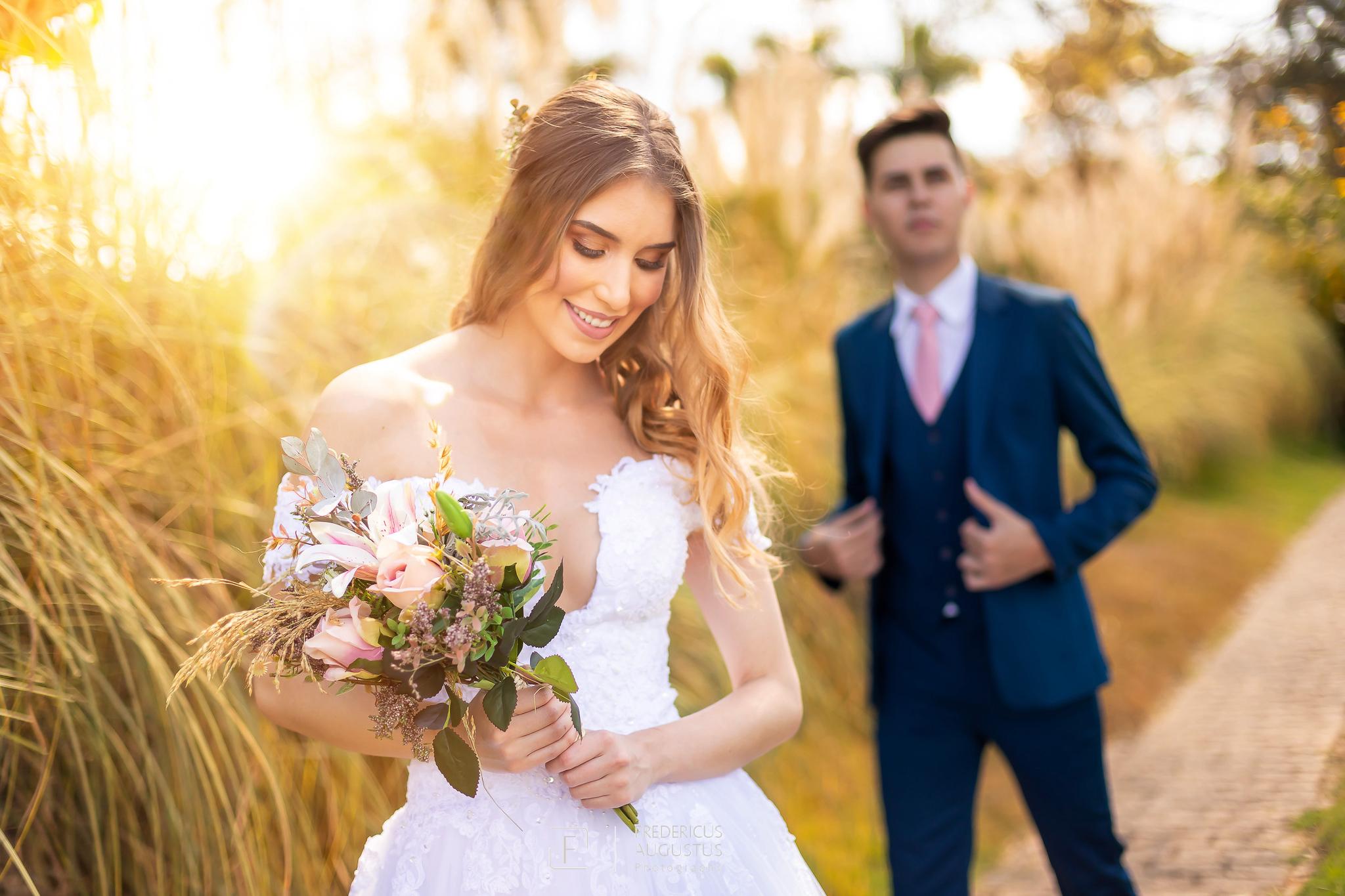 no ensaio de pós casamento tem que ter fotos da noiva mostrando toda delicadeza e felicidade