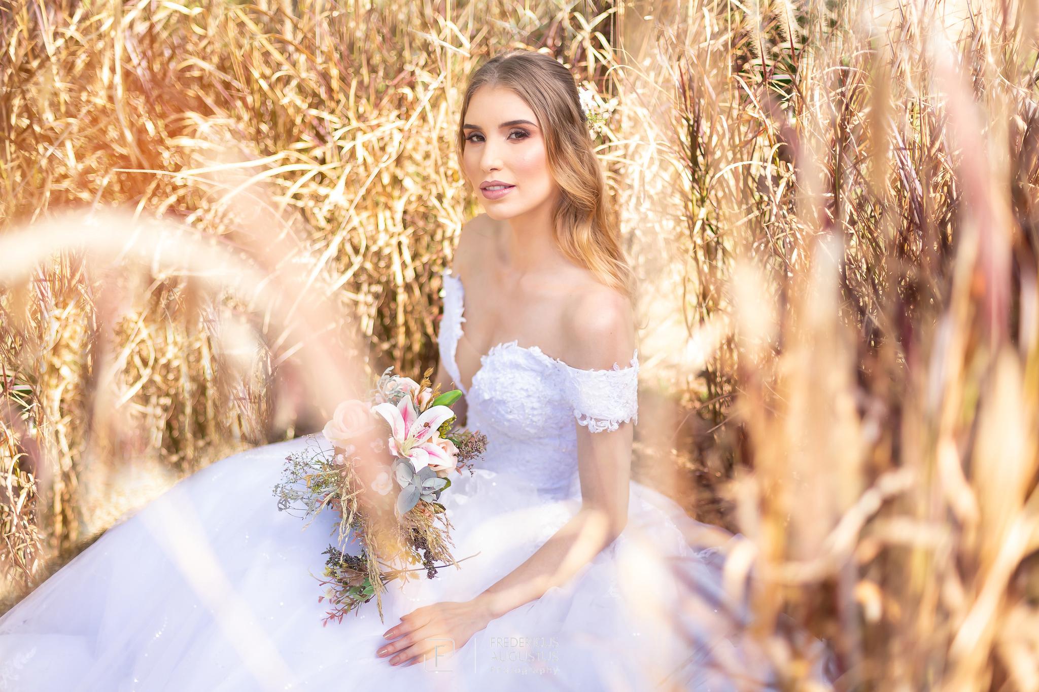 O fotógrafo Fredericus Augustus fez editorial para noivas se inspirar para o estilo de fotografia do seu casamento