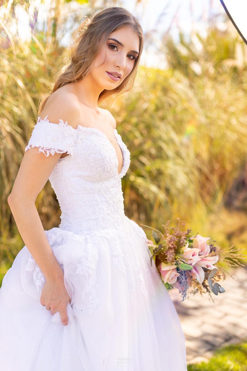 foto de perfil da noivas não pode deixar de ter no ensaio de pós casamento