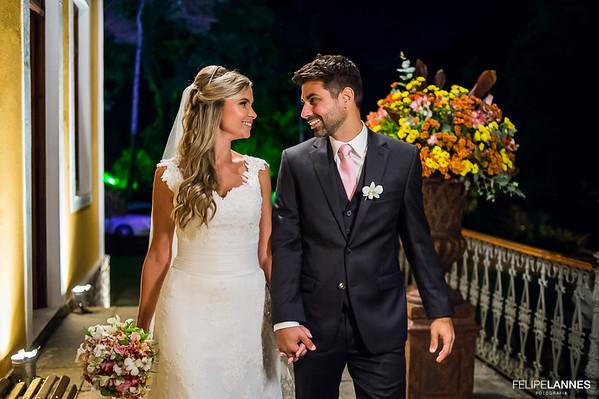 Ana Carolina e João Filipe