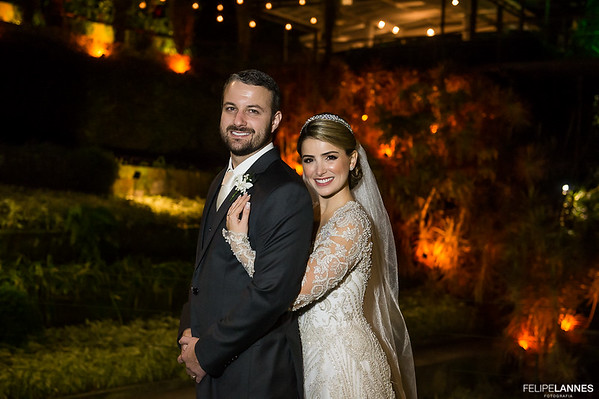 Cinthia e Felipe