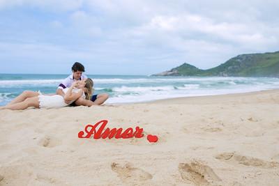 Lala e Lucas - Floripa 2015