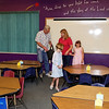 CCS - First Grade Breakfast - Rice Tucson, AZ Casas Christian School