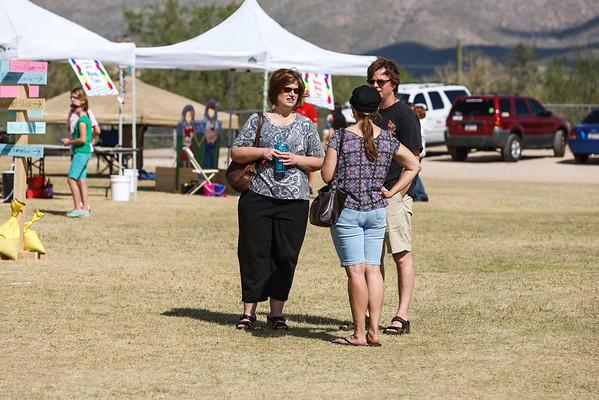 2013 Family Fun Day at Casas Beach