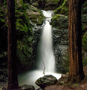 Cascade Falls, Mill Valley, CA