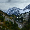 Approaching Cascade Pass