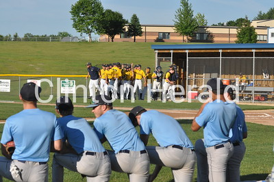 Cascade at Northeast district baseball (7-16-16)