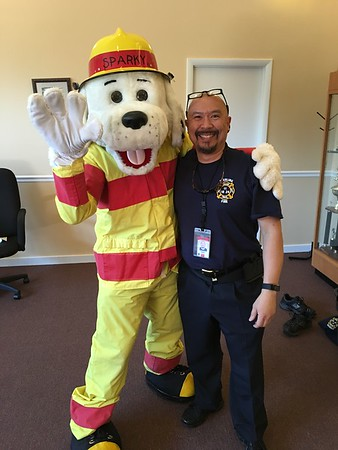 2016 - Cascades Firechase and 9-1-1 Fun Run May 14, 2016