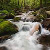 Wonalancet River Cascade