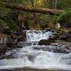 First Light Cascade Brook