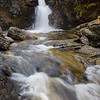 First Light Waterville Cascades