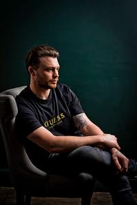 Chef Liam Dillon.