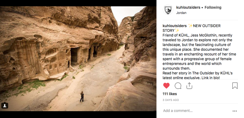 Instagram post.