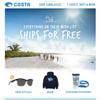 Costa del Mar email campaign.<br /> <br /> November 2015.