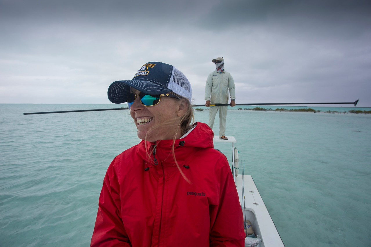 On assignment for Yellow Dog Flyfishing Adventures. Cayo Largo, Cayo Cruz, and Havana, Cuba.<br /> <br /> January 2016. Cayo Largo, Cuba with Avalon Fly Fishing Centers.