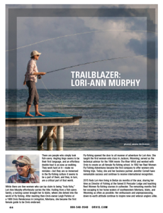 Orvis Summer Fishing catalog 2015. Words + images.