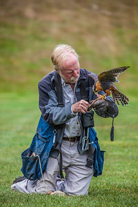 Commercial photography for Orvis, shooting the annual Orvis Game Fair in Sandanona, New York.  Fall 2014.