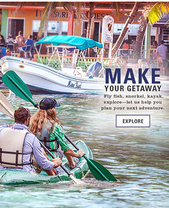 Copy and image created while on assignment in Belize.  Work created in-house with The Orvis Company, Manchester, Vermont.