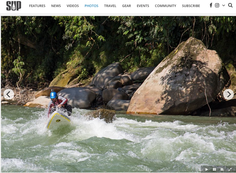 Online feature for SUP the Mag. Writing + Images.  https://www.supthemag.com/photos/diving-jungle-sup-first-descent-peruvian-amazon/