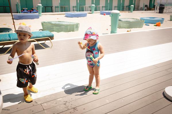 Catalina Beach Club | Cash + Esme