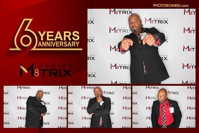 Casino M8trix's 6th Anniversary