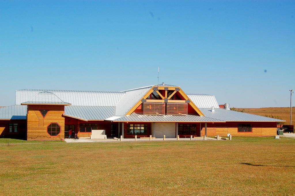 Camp Wood Y facility in Elmdale.