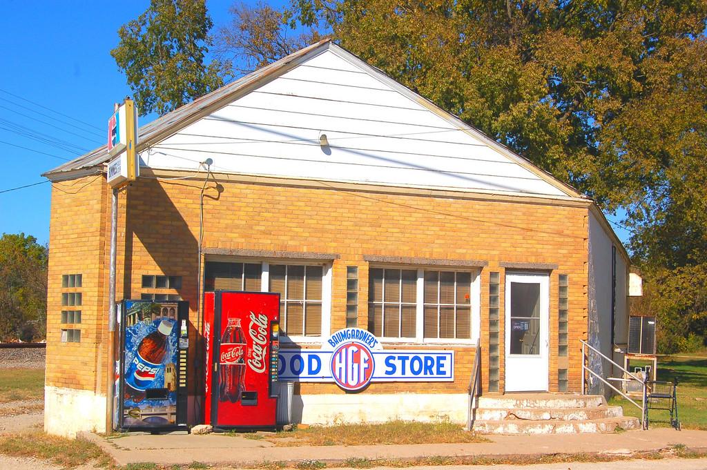 Still active store in Elmdale.
