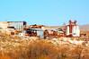 078<br /> Abandoned mine at La Linda.