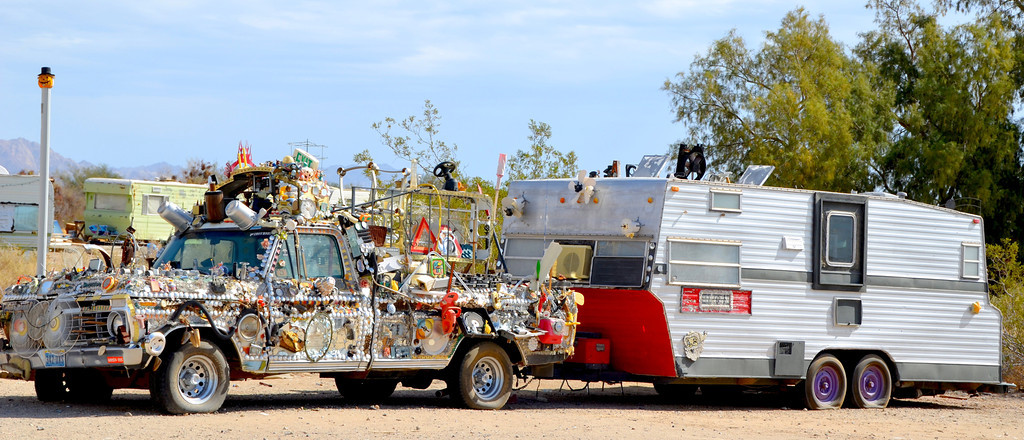 Add a little BLING to your RV.