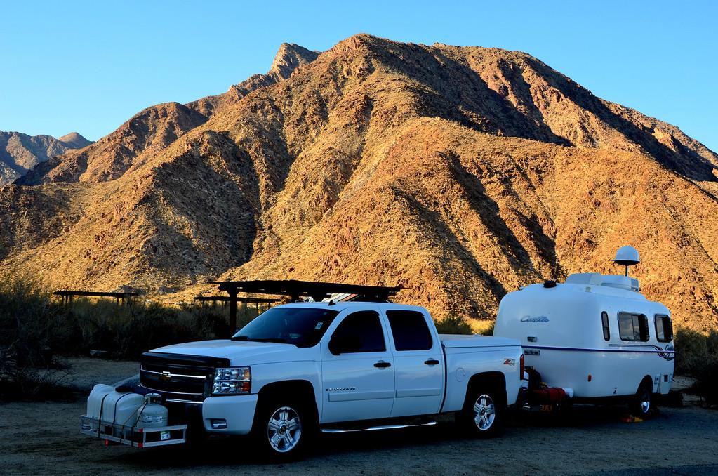 Anza-Boreggo Desert State Park, California