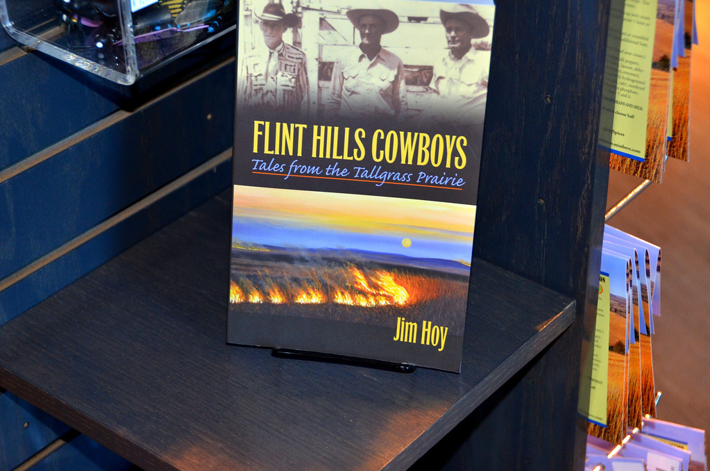 "<a href=""http://www.amazon.com/Flint-Hills-Cowboys-Tallgrass-Prairie/dp/0700614567"">http://www.amazon.com/Flint-Hills-Cowboys-Tallgrass-Prairie/dp/0700614567</a>"