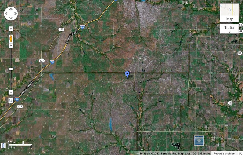 """Link to interactive google map of Teter Hill:<br />  <a href=""""http://goo.gl/maps/p8l2f"""">http://goo.gl/maps/p8l2f</a>"""