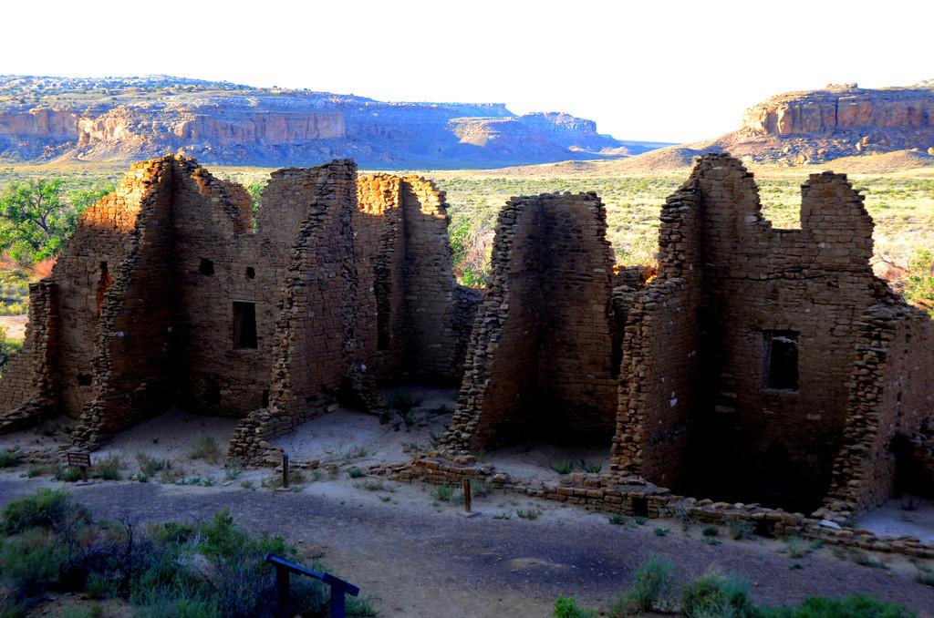 Kin Kletso Ruins