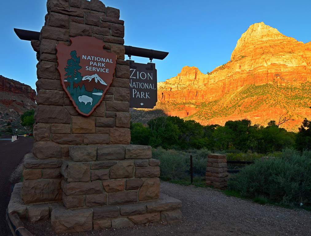 "With over 3 million visitors to Zion National Park annually, I am amazed by the efficiency and quality experience that the Park delivers to visitors. I was anxious to revisit the Park and spend more time there than I was able to in a previous visit.<br /> <br /> Zion may be the ideal National Park for families.. Shuttle buses stop at key points along Zion Canyon every 15 minutes. Frequent Ranger presentations add to the visitor's experience. The nearby town of Springdale provides for all the necessities.<br /> <br /> Zion Trailer Rentals will deliver a travel trailer right to your campsite in the Park.<br /> <a href=""http://ziontrailerrentals.com/"">http://ziontrailerrentals.com/</a>"