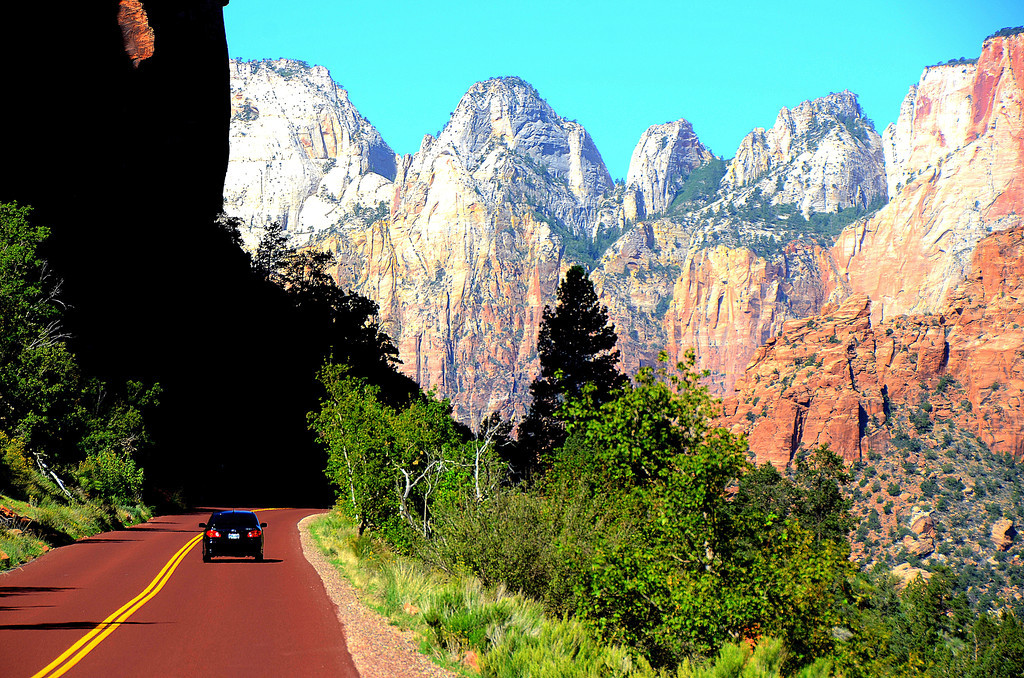 Highway 9  - Zion National Park