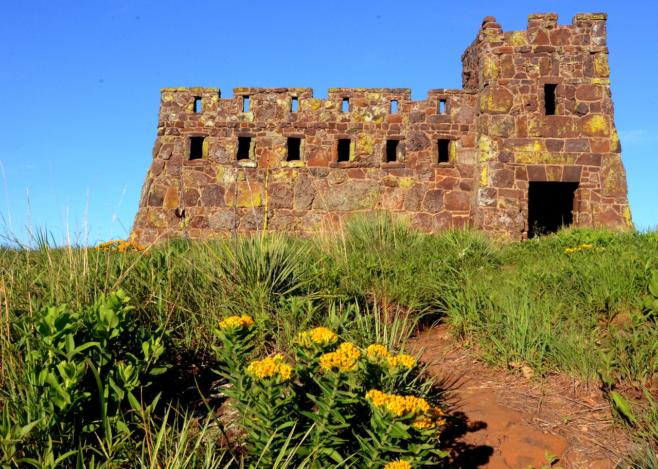 Coronado Heights Castle