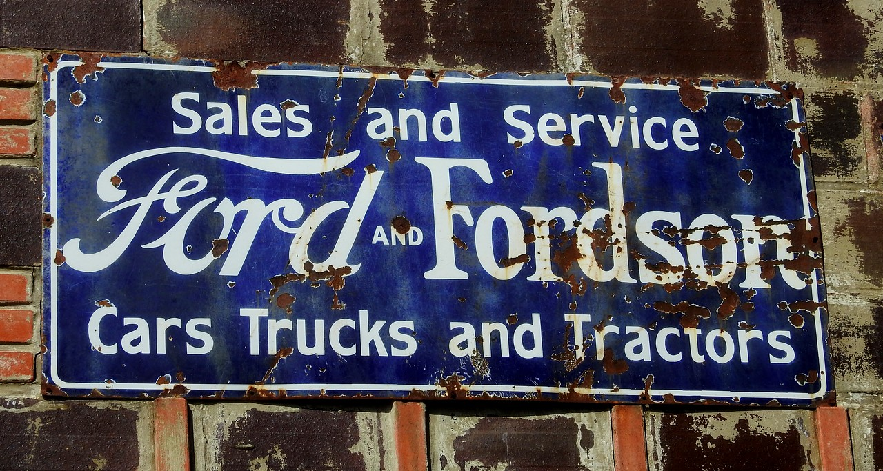 """Fordson was a brand name of tractors and trucks. """"Between 1917 and 1922, the Fordson was for tractors somewhat like the Ford Model T was for automobiles—it captured the public's imagination and widely popularized the machine, with a reliable design, a low price affordable for workers and farmers, a widespread dealership network, and a production capacity for large numbers."""""""