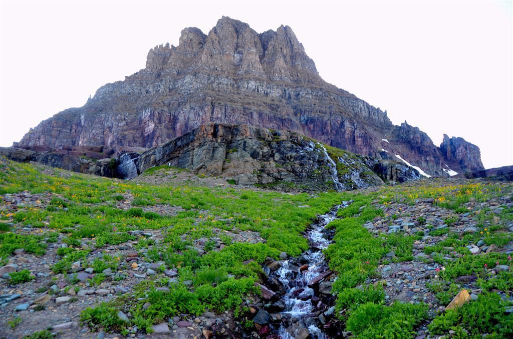 August 23<br /> <br /> Hidden Lake Trail