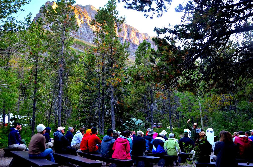 August 30 <br /> <br /> Campground Ranger Program on alpine plants and animals.