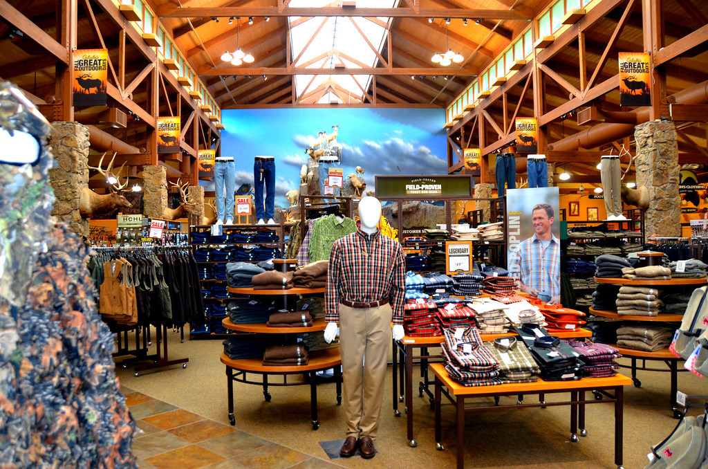 August 17<br /> <br /> This store has everything you could ever need for outdoor activity.