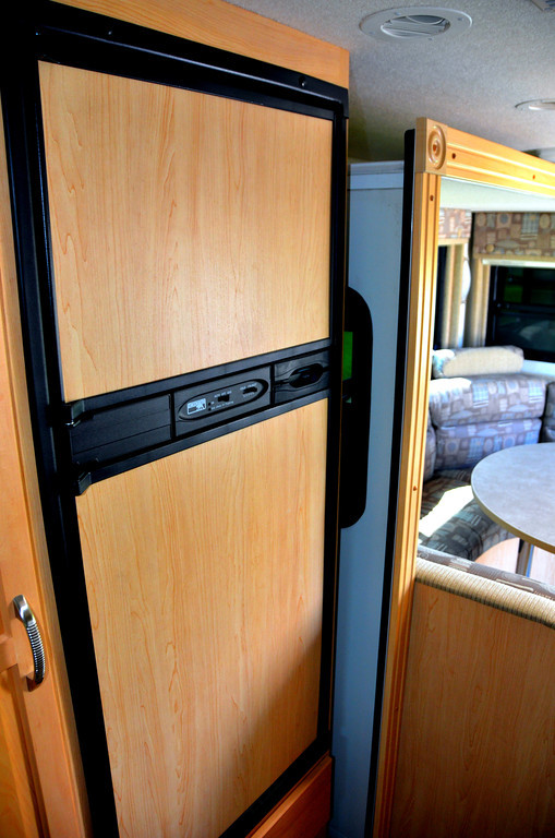 Norcold fridge.