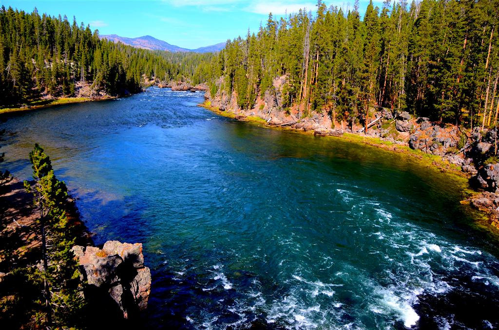 September 9<br /> <br /> <br /> Yellowstone River
